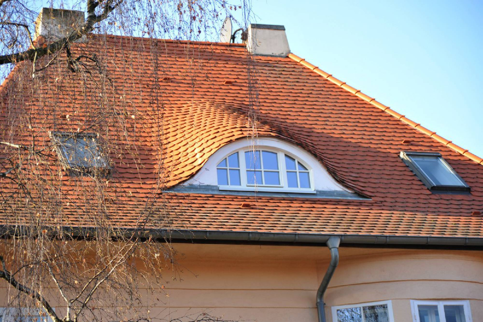 Roofing Tiles With Photovoltaics Energy From The Sun